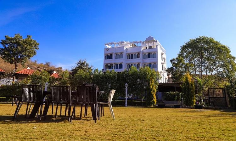 Gazebo Inn Resort Rani Road Udaipur - Banquet Hall
