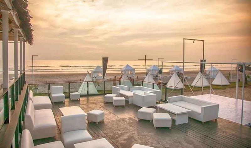 Riva Beach Resort, Mandrem, Goa