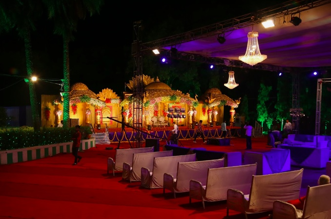 Sukooon Resort Tilwara Road Jabalpur - Banquet Hall
