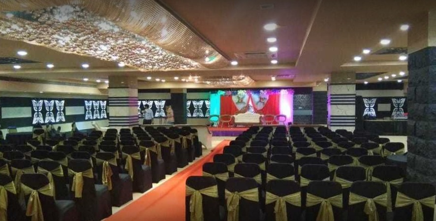 Tribecca Select Sughad Ahmedabad - Banquet Hall