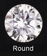 round cut diamond choosing engagement ring