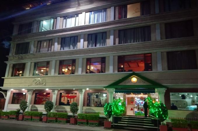 Hotel Ranjit's Lakeview Shymala Hills Bhopal - Banquet Hall