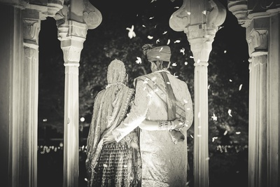 Wedding photography aptly captured by Armour Affairs