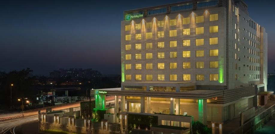 Reviewing Holiday Inn Jaipur City Centre, C Scheme