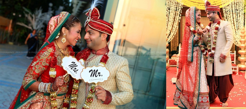 Nimit & Mansi Mumbai : Exquisite Wedding held at The Malabar Hill Club, Mumbai
