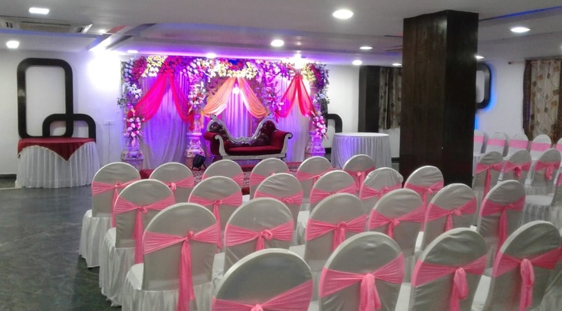 Hotel Blues Shivalik Samlong Ranchi - Banquet Hall