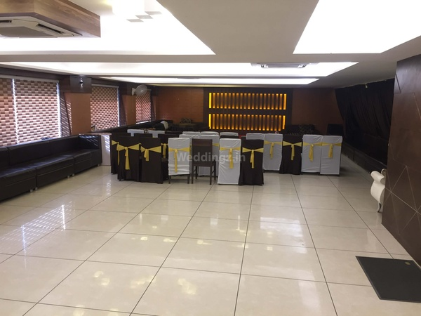 CurryOcity Restaurant And Banquet Sola Ahmedabad - Banquet Hall