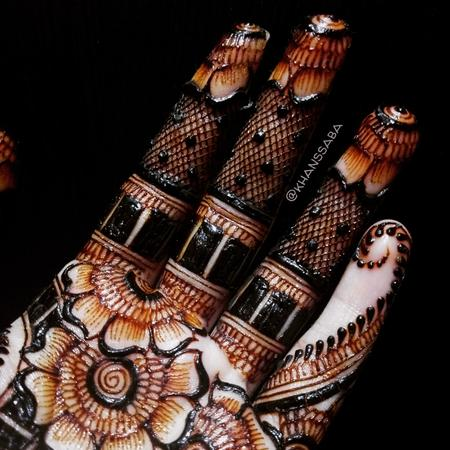 Khanssaba | Mumbai | Mehendi Artists