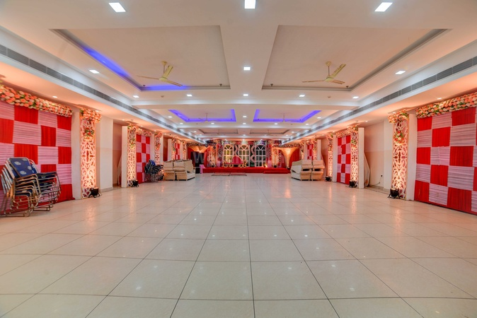Jatin Resorts DayalBagh Agra - Banquet Hall