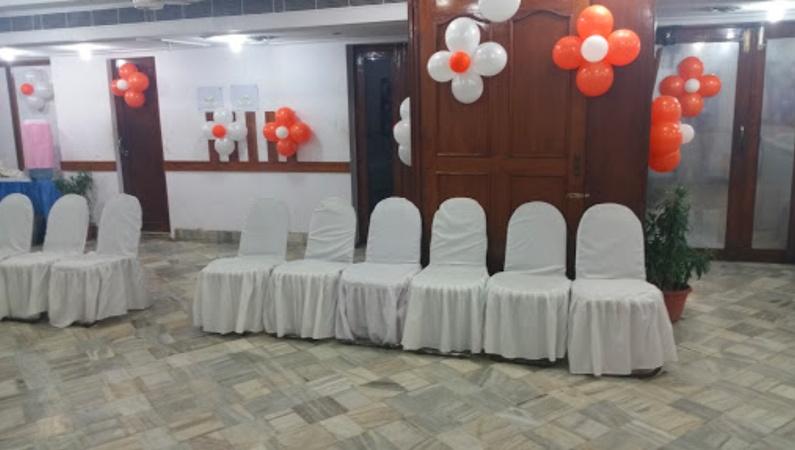 Charans Guest House Nirala Nagar Lucknow - Banquet Hall