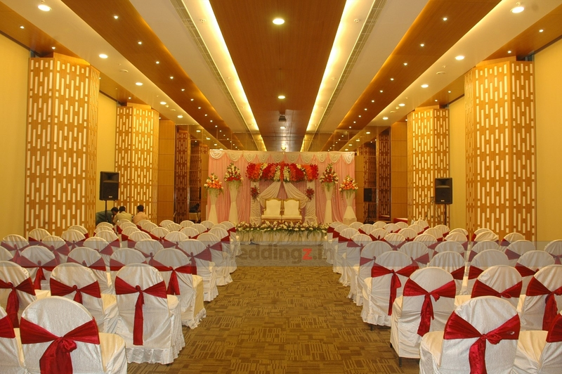 The Infantry Hotel Infantry Road Bangalore Banquet Hall