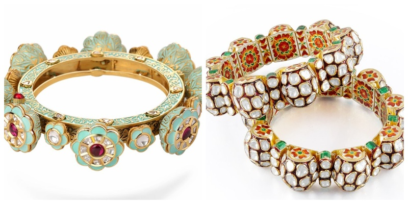 5 Gajra Bangles for the Traditional Bride
