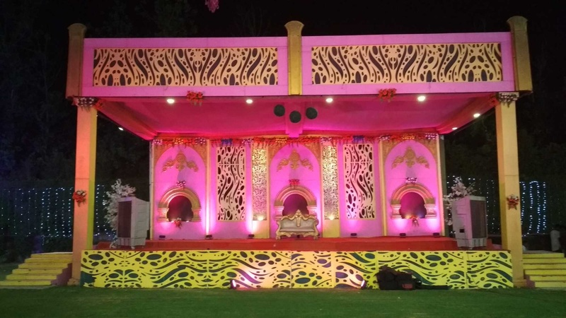 Gayatri Farm Mathura Road Faridabad - Banquet Hall