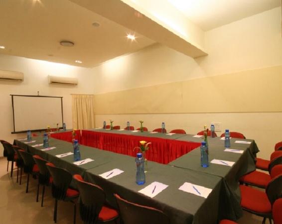 Hotel Saffron Suites Vasai Mumbai - Banquet Hall