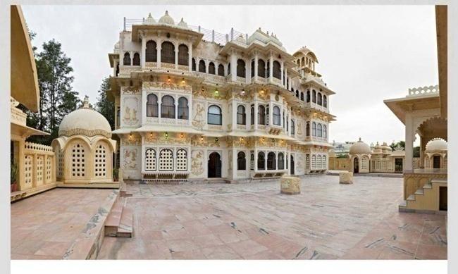 Chunda Palace Udaipur