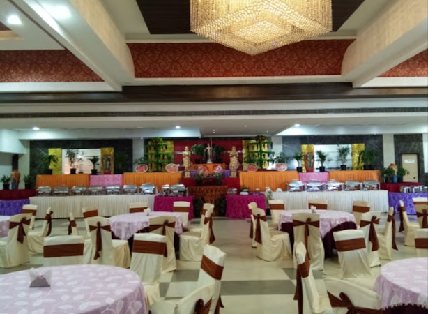 Hotel Kinara Grand Vanasthalipuram Hyderabad - Banquet Hall