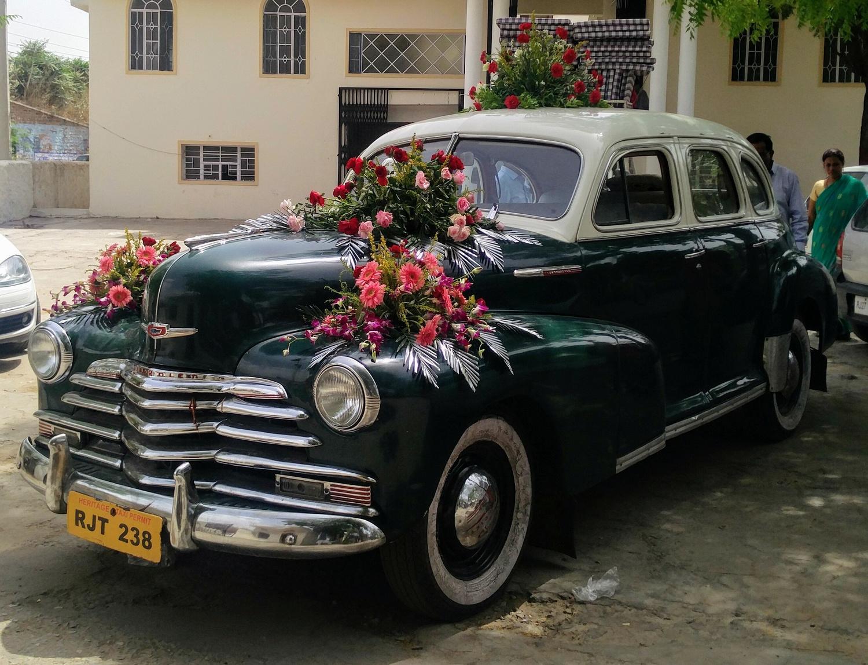 Old Timers Wedding Car Rentals In Udaipur Weddingz