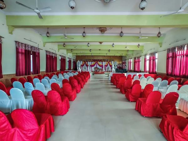 Narayani Palace Telibagh Lucknow - Banquet Hall