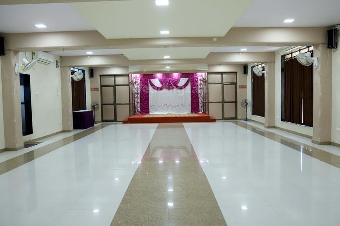 Chandrasuman Mangal Karyalay Ambernath Mumbai - Banquet Hall