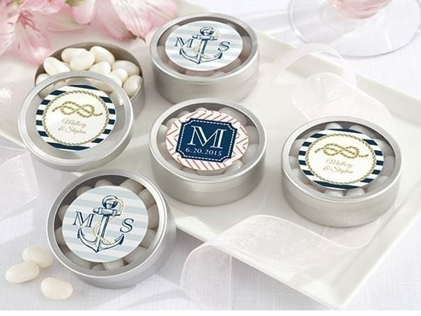 6.Personalised, custom wedding favour and gifting.