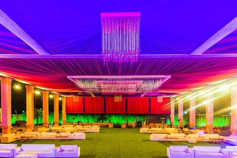 Top Wedding Lawns in Prayagraj to Host a Fabulous Open-air Celebration