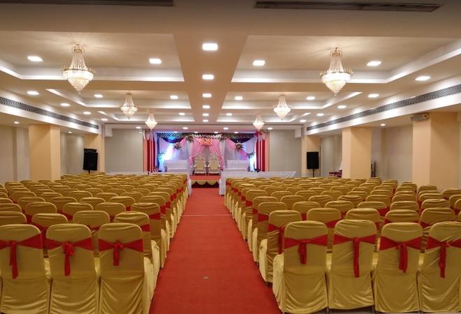 Krishna Leela Banquet Hall Thane West Mumbai - Banquet Hall