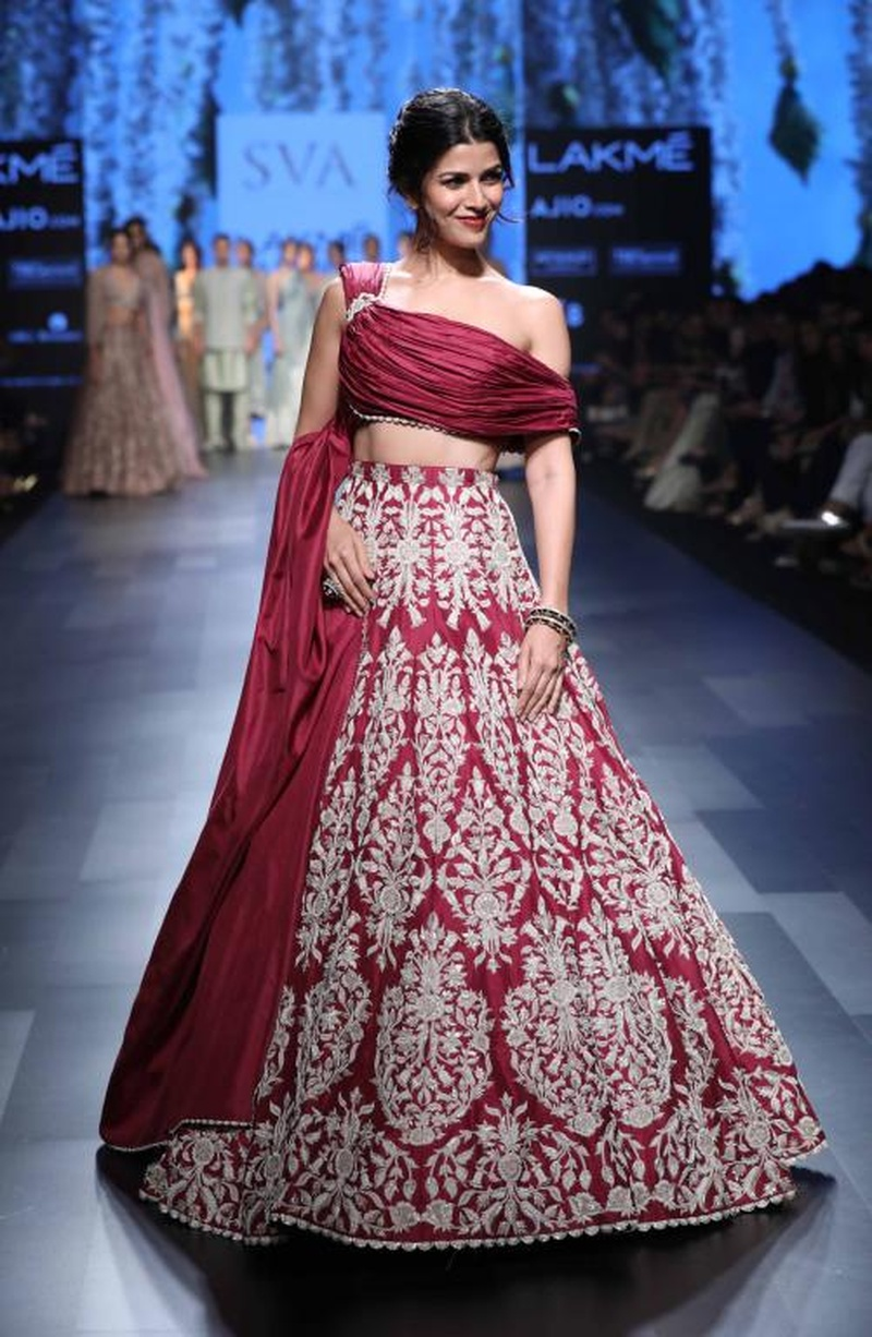 Lakme Fashion Week Summer Resort 2017 15 Designers For Bridal Fashion Bridal Wear Wedding Blog