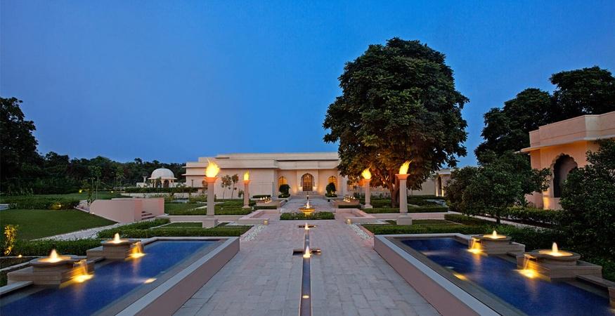 The Oberoi Sukhvilas Resort and Spa New Chandigarh Chandigarh - Banquet Hall