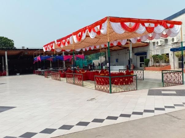 Gulab Vatika Resort Gopal Nagar Jalandhar - Banquet Hall