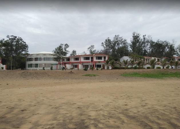 Tamilnadu Tourism Beach Resort Mahabalipuram Chennai - Banquet Hall