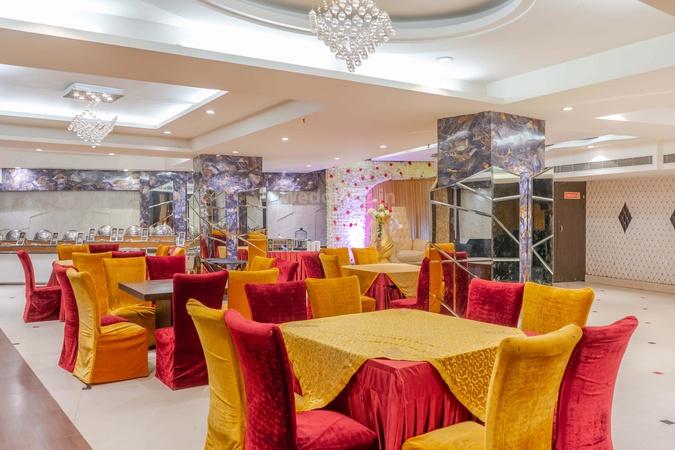 Rain Tree Kirti Nagar Delhi - Banquet Hall