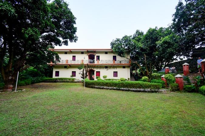 Corbett Milestone Resorts Ramnagar Jim Corbett - Wedding Lawn