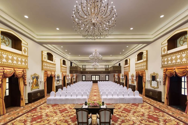 Best wedding reception halls in Palace Ground, Bangalore to Host an Extravagant Affair