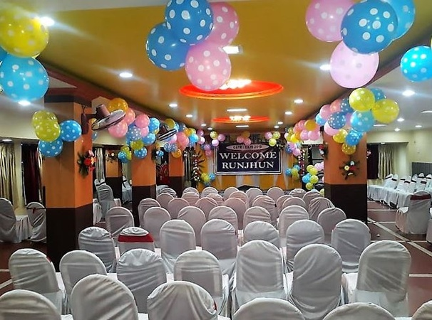 KGS Banquet Hall Kankarbagh Patna - Banquet Hall