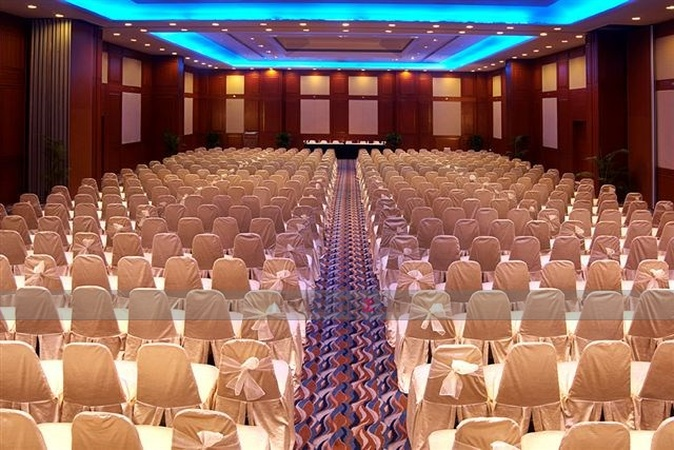 The Chancery Pavilion Residency Road Bangalore - Banquet Hall