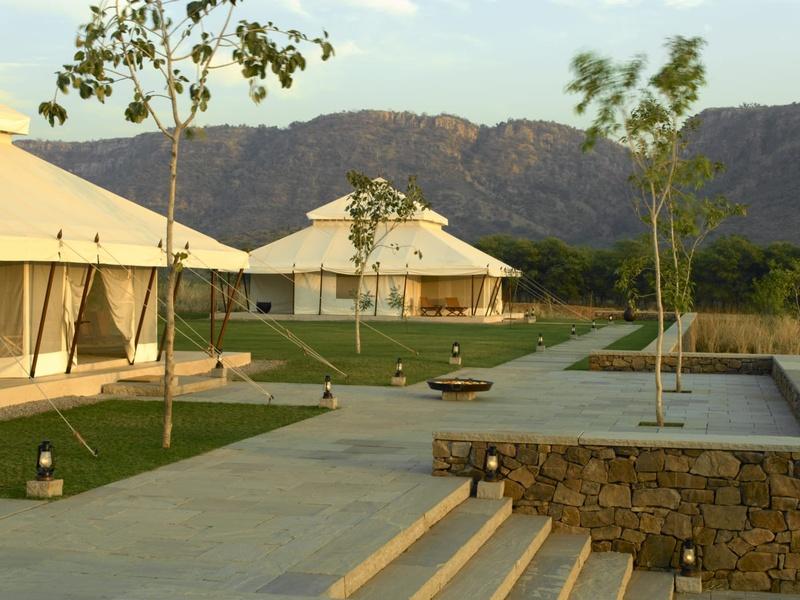 Ranthambhore Forest Resort Sawai Madhopur, Ranthambore