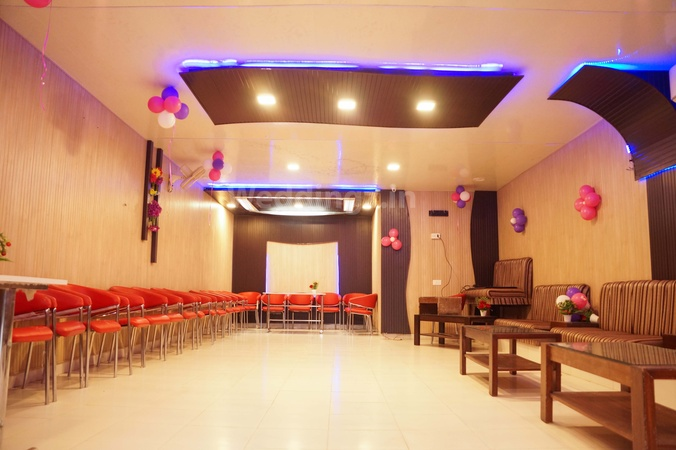 Hotel Pee Kay Royal Zirakpur Chandigarh - Banquet Hall