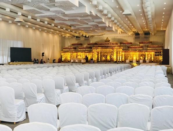 SR Convention Rasulgarh Bhubaneswar - Banquet Hall