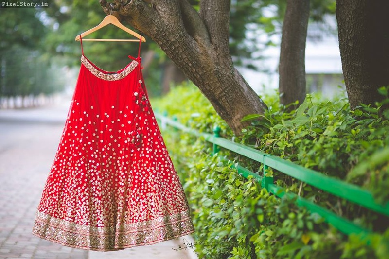 6 Things To Remember While Buying A Lehenga Online! #WeddingShopping
