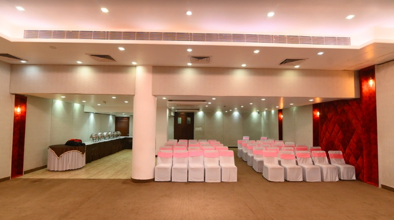 Fusion Restro Lal Kothi Jaipur - Banquet Hall
