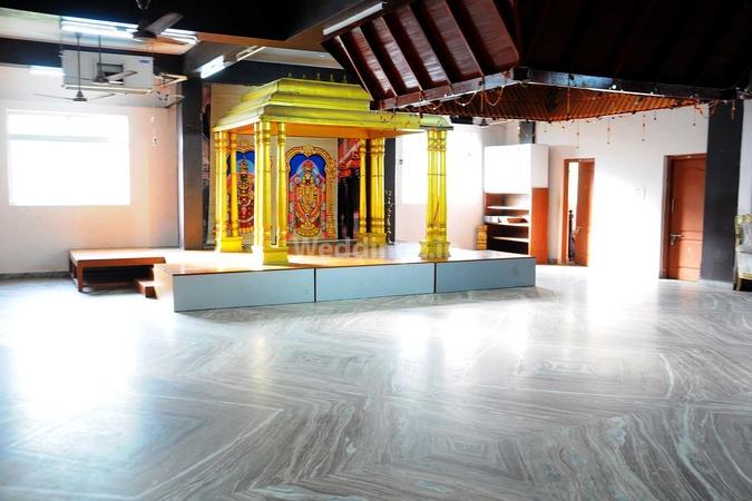 Aruna Chettinad Palace Velachery Chennai - Banquet Hall
