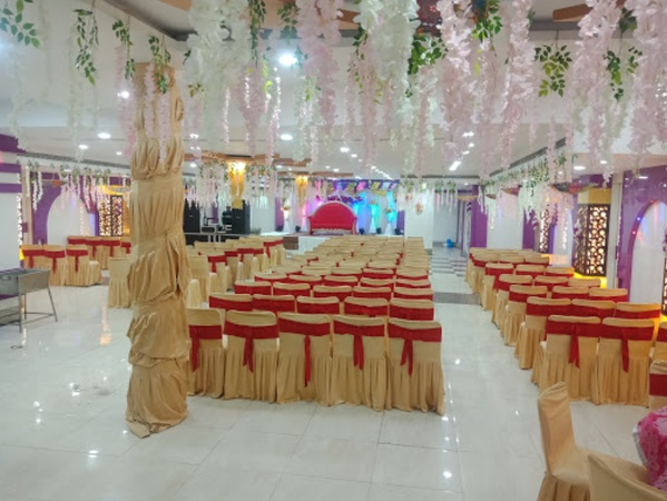 Grand Geet Hotels Kanpur Cantonment Kanpur - Banquet Hall