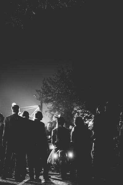 Black and White wedding photography.