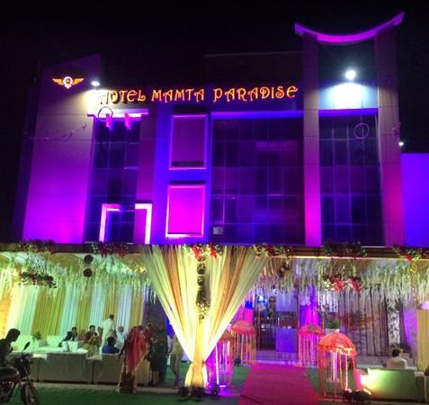 Hotel Mamta Paradise Benar Road Jaipur - Banquet Hall