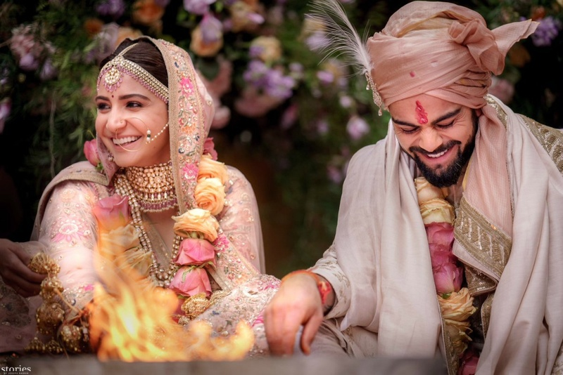 Everything That Went Inside #Virushka's Breathtaking Private Wedding In Tuscany!
