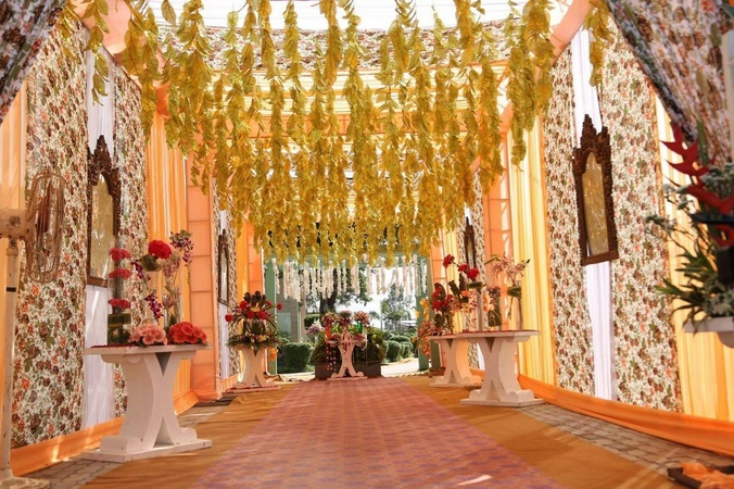 Hotel Dreamland Resorts Mohali Chandigarh - Banquet Hall