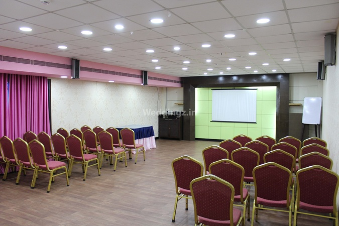 Golden Star Country Club Adajan Surat - Banquet Hall
