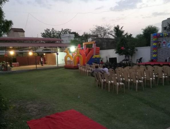 Dorlikar Lawn Katol Road Nagpur - Wedding Lawn