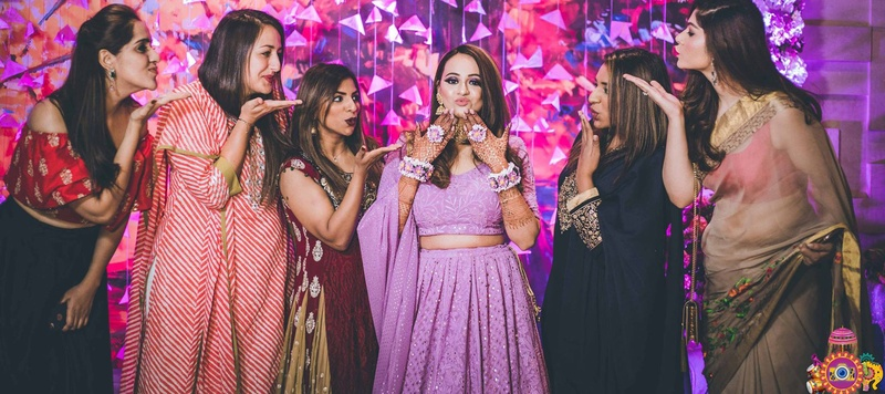 Sahib & Ravneet Ludhiana : This bride's wedding outfits broke Instagram and are major lehenga goals!