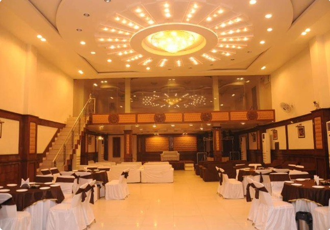 Swarn Palace Amritsar Cantt Amritsar - Banquet Hall